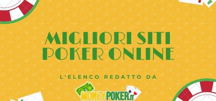 Elenco siti poker online dove giocare: i migliori in Italia
