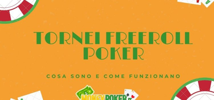 Tornei Poker Freeroll: calendario migliori tornei Poker gratis