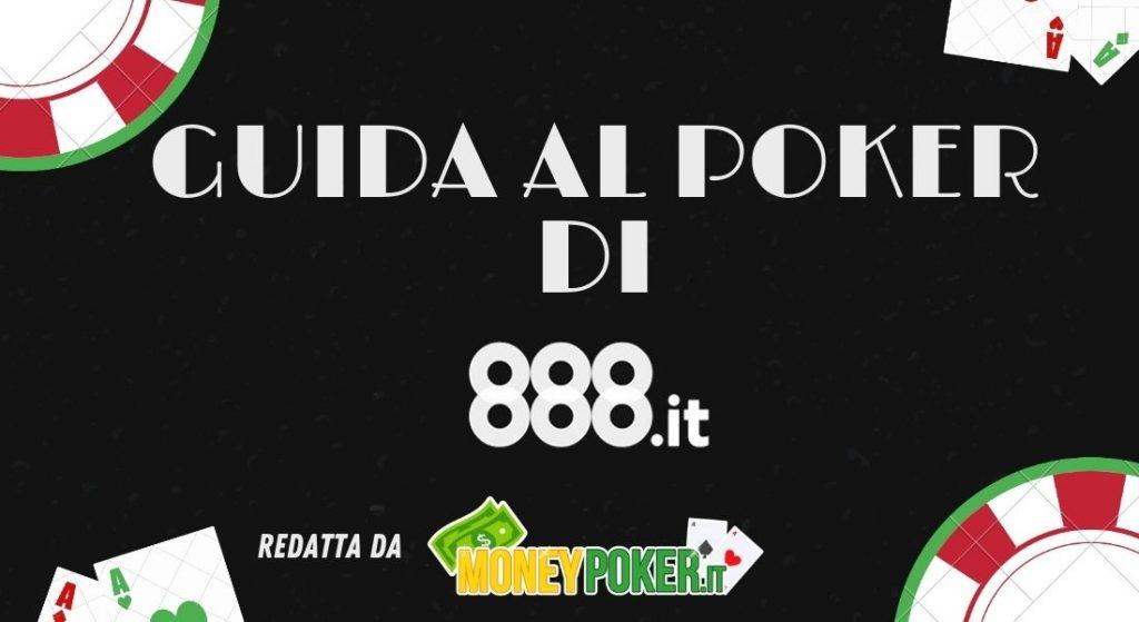 Foto 888 Poker guida